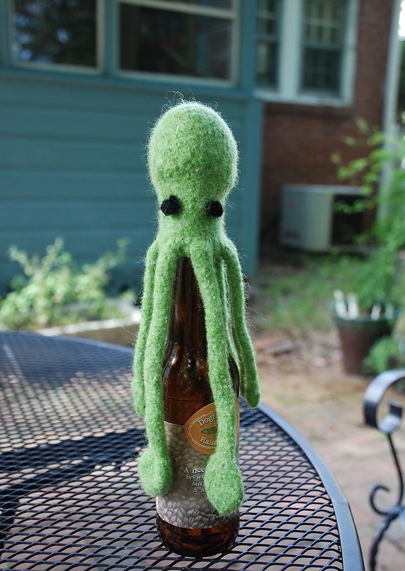 Meet squidy Mc squid