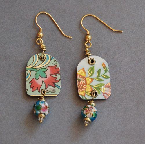 Revers earrings