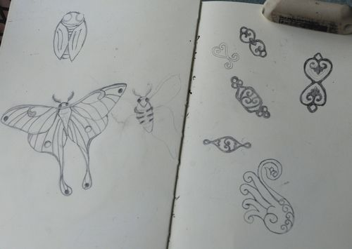Wax carving ideas