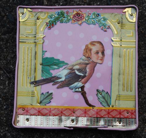 Harpy tin